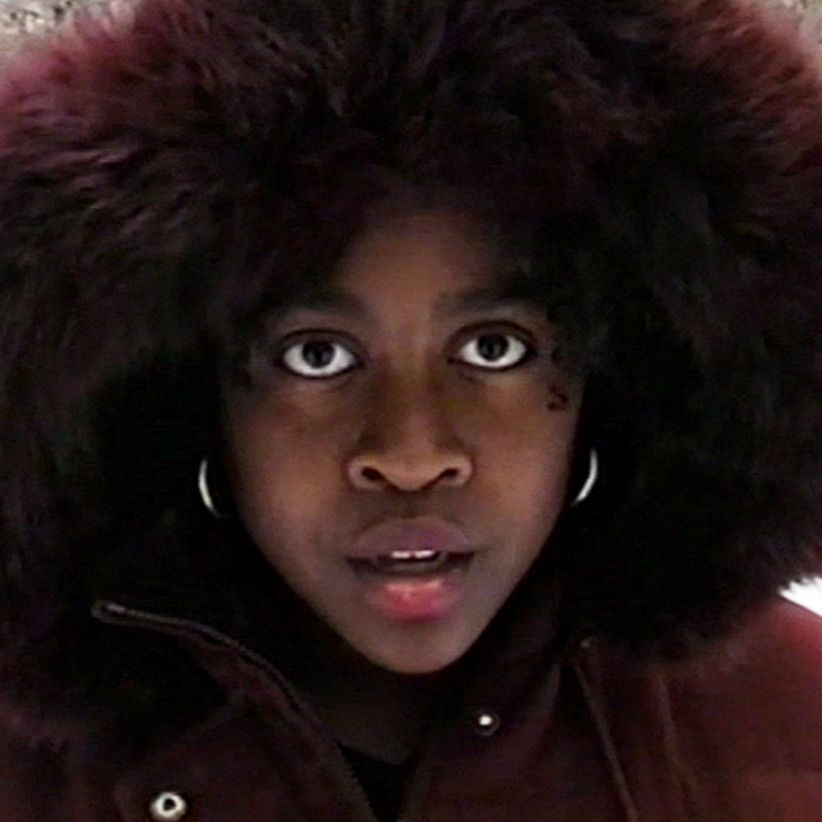 Gabrielle Civil, still from Yawo's Dream. Videography by Ellen Marie Hinchcliffe. Courtesy of the artist.