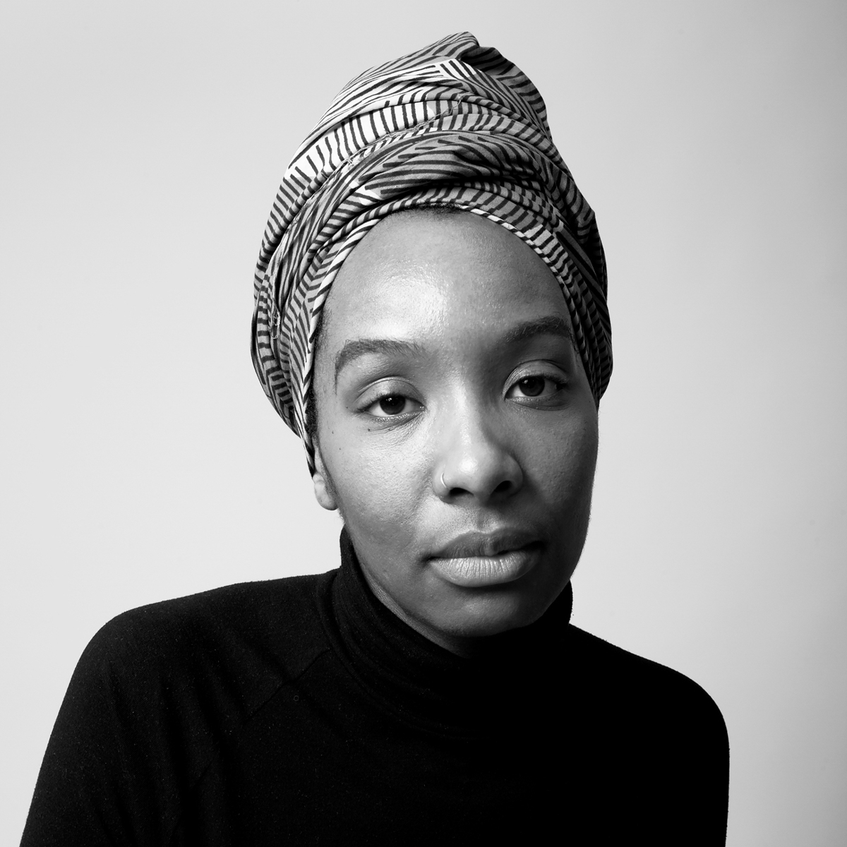 Jheanelle Brown. Photo by Russell Hamilton.