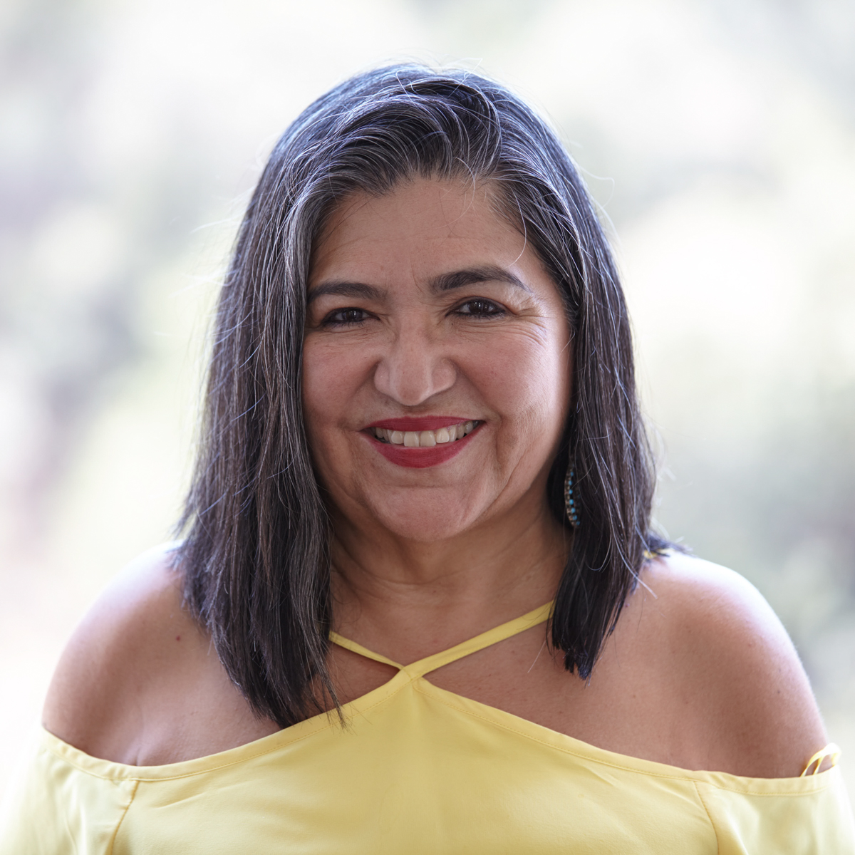 Linda Vallejo. 2018. Photo by Pablo Aguilar.