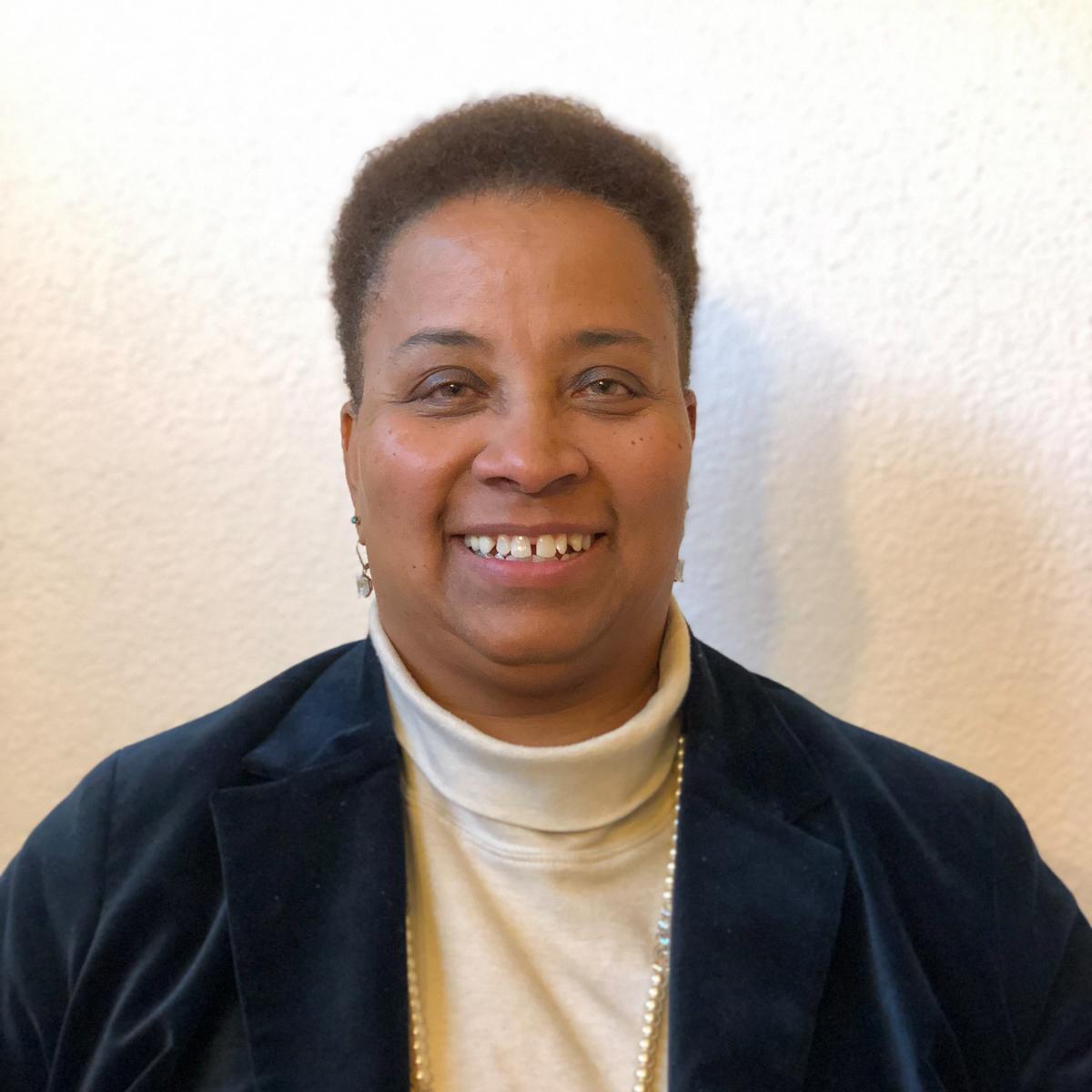 Zeinabu irene Davis. Photo by Maazi Chery.