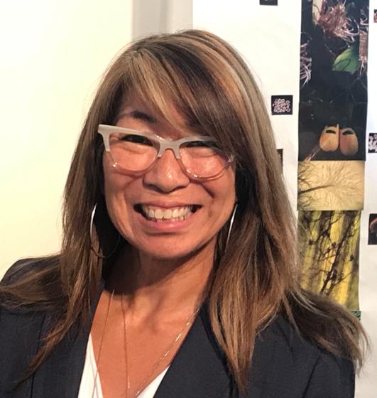 Pauline Kanaka Kamiyama.