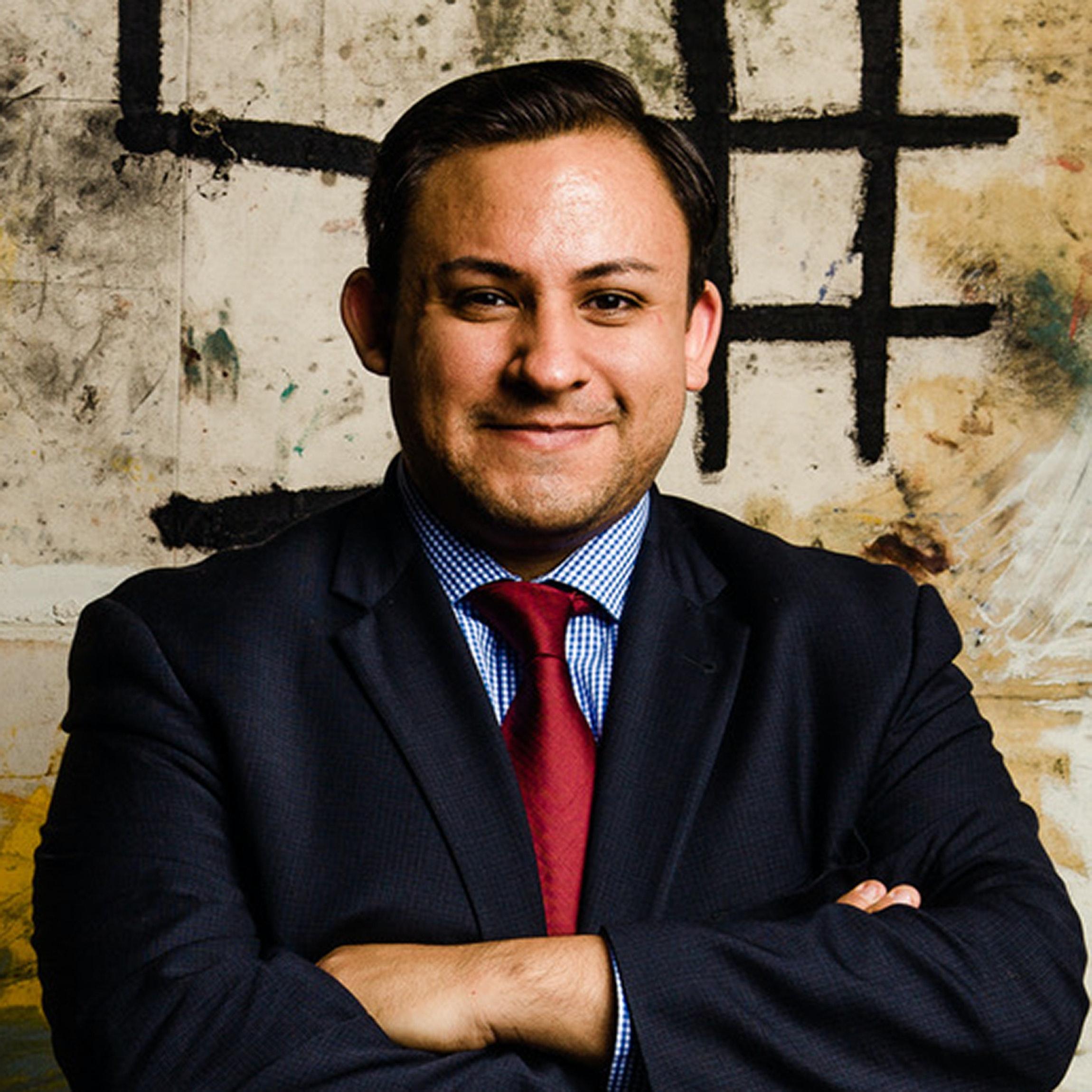 César García. Photo by Ryan Orange.