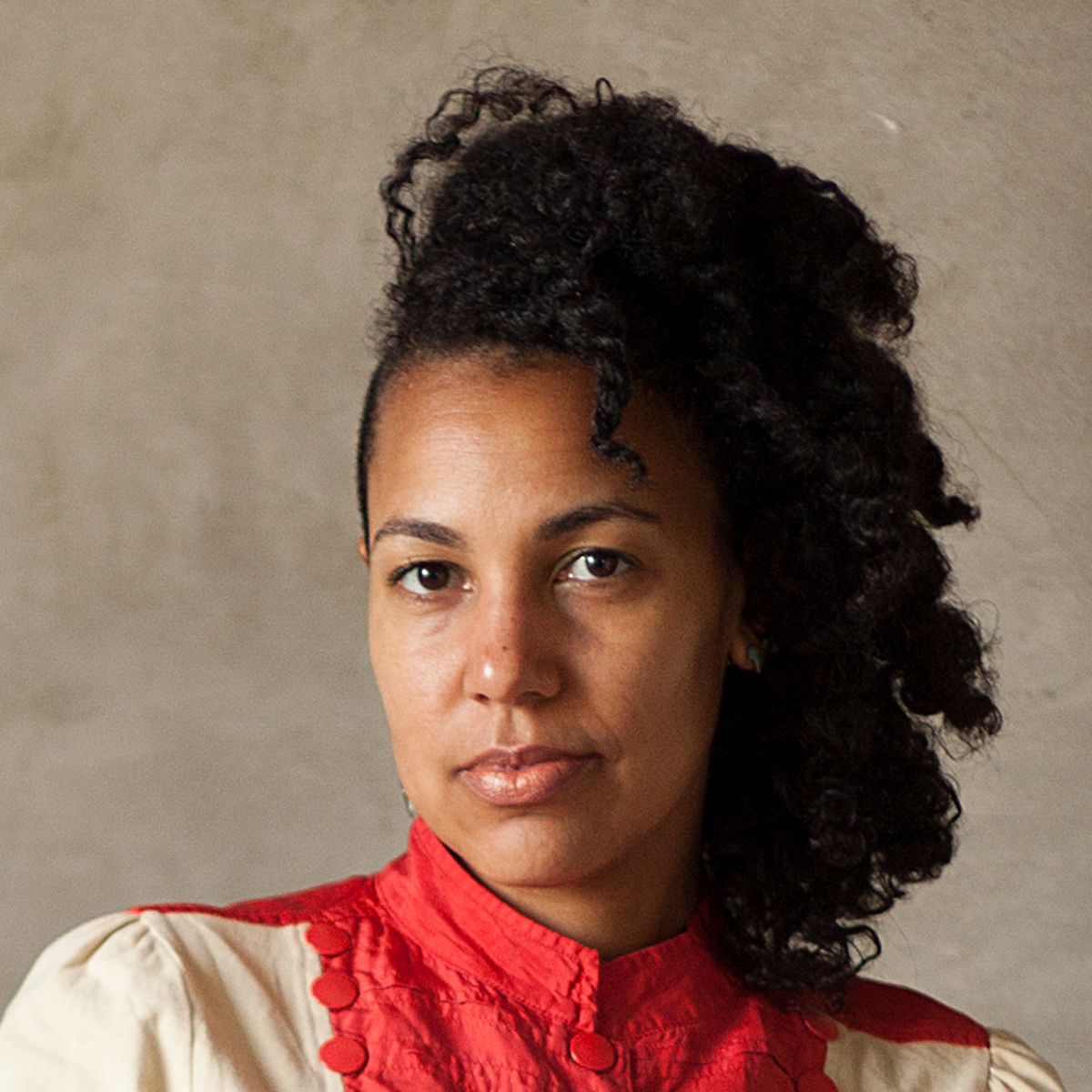 Suné Woods. 7 January 2014. Photo by Dareen Hussein.