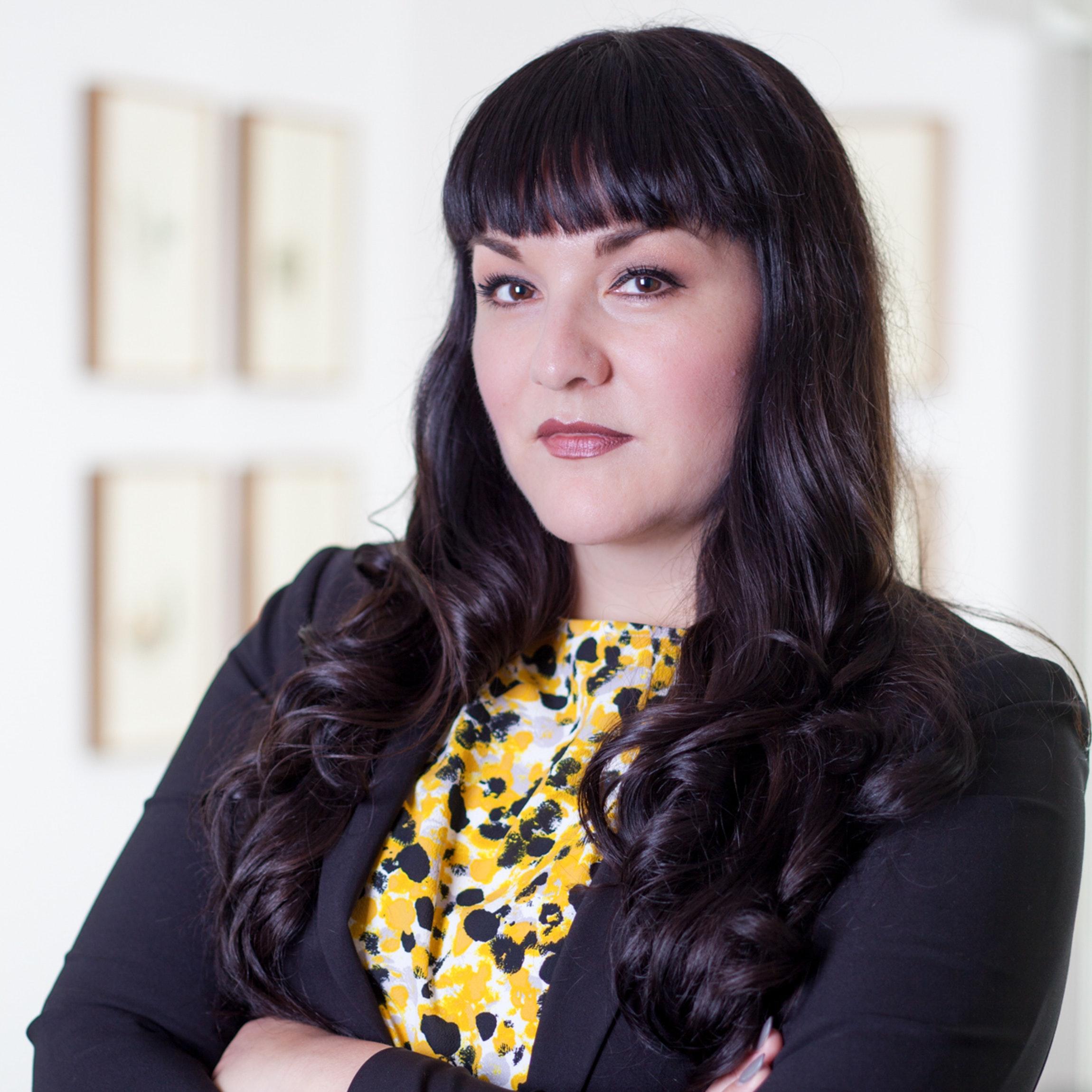 Pilar Tompkins Rivas. Photo by Rafa Cardenas.